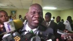 Ayiti: Minis Jistis la Pale ak Laprès sou Rankont li ak Komisyon Jistis e Sekirite Sena a