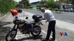 巴西发明家用水为摩托车提供动力