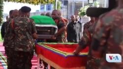 Tanzanie Jamana den Ka makachiliw Jamana Kuntigiw John Magufuli Ka Chudow