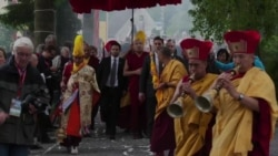 The 17th Karmapa's First European Visit