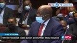 Manchetes africanas 29 Junho: Ex-presidente Jacob Zuma condenado a 15 meses de prisão