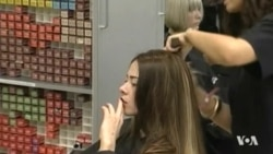 US Scientists Probe How Heat Damages Human Hair