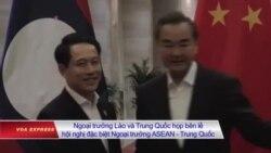 TQ bị quy trách nhiệm vụ ASEAN thay đổi tuyên bố về Biển Đông