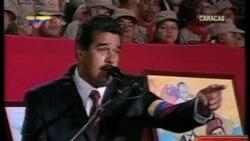 委內瑞拉人星期日投票選舉新總統