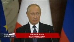 Putin upozorava na novu trku u naoružanju