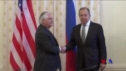 俄羅斯外長:美國新政府政策模糊 (粵語)