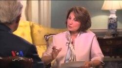 کری: همیشه پیگیری وضعیت آمریکاییهای زندانی در ایران هستیم