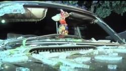2013-08-23 美國之音視頻新聞: 卡拉奇路邊炸彈造成1死15傷