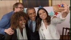 Tổng thống Obama quảng bá thông điệp của mình trên YouTube