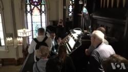 纽约150年老管风琴或将陷入寂静