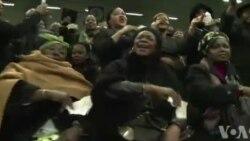 Derniers hommage rendu à Etienne Tshisekedi à Bruxelles (vidéo)