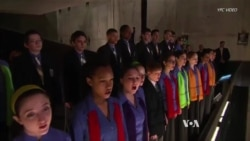 NYC Kids Draw Worldwide Praise for Chorus
