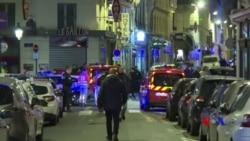 巴黎市中心發生砍人事件1死4傷