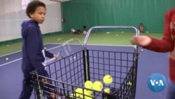 Tennis Changes Lives of Young People in Washington