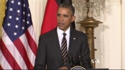 Obama: No Decision Yet on Lethal Weapons for Ukraine