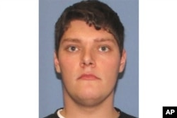 This undated photo provided by the Dayton Police Department shows Connor Betts.