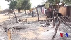 'Yan Boko Haram Sun Kona Gidaje Sama Da 100 A Kauyen Mammanti Dake Jihar Borno