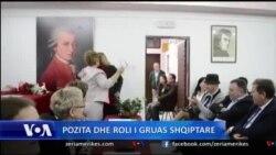Roli i gruas shqiptare në rajon
