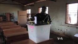 Nkurunziza Set to Win Third Term as Burundi's President