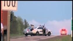 加拿大發生襲警案 三死兩傷
