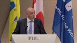 FIFA-ya yeni prezident seçilib
