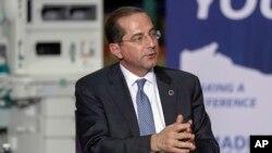 Sağlık Bakanı Alex Azar