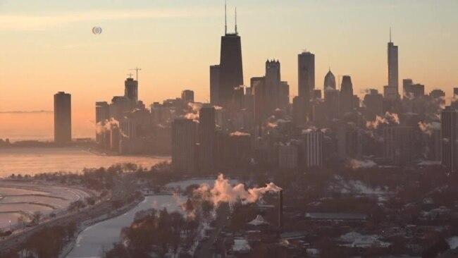 Tormenta invernal complicará frío polar en EE.UU.