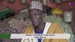 Mijin Aljana A Kano: Shin Dama Aljanu Na Da ATM' Na Kudi?