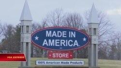 Cửa tiệm chỉ bán đồ Made in USA