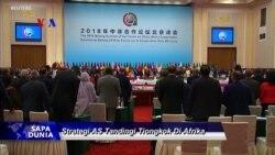 Sapa Dunia VOA: Strategi AS Tandingi China di Afrika