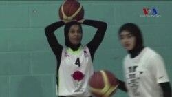 Basketbolda Tesettür Serbest