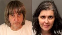锁链绑孩子 加州夫妇被控囚禁12名子女