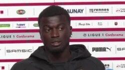 Réaction de l'attaquant sénégalais M'Baye Niang sur la prochaine CAN