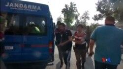2016-08-01 美國之音視頻新聞: 土耳其逮捕涉嫌參與政變的軍人