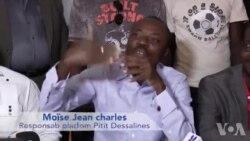 Ansyen Senatè Moise Jean Charles Mande UCREF pou l Apwofondi Ankèt sou Dosye Blanchiman Lajan an