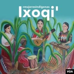 Logo del Proyecto Ixoqi' en Spotify