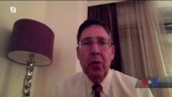 Директор Євразійського центру Atlantic Council Джон Гербст - про воєнний стан в Україні. Відео