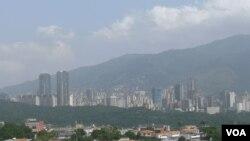Caracas, la capital venezolana, cumple 454 años de fundada.