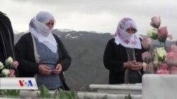 Li Herêma Wanê jiber Navên Kurdî Gor Tên Rûxandin