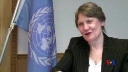 2016-04-05 美國之音視頻新聞: 前新西蘭總理角逐聯合國秘書長職位