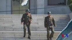Ikki Koreya rahbarlari chegaradagi qishloqda uchrashadi