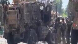 塔利班襲擊美軍車隊,阿平民傷亡