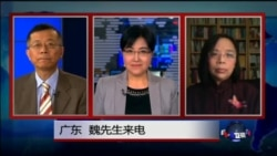 VOA卫视(2016年4月12日 第二小时节目 时事大家谈 完整版)