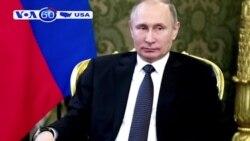 Mối quan hệ Nga- Mỹ đang xấu dần