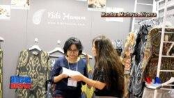 O'zbek dizayneri Amerika bozorini zabt etmoqda - Muhayo Aliyeva & © Bibihanum