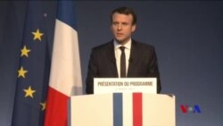 法國大選在即 黑馬奔騰而出 (粵語)