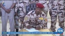 Tchad Djamana Kuntigiw Idriss Deby Itno Ka Chudow Labin