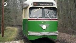 «На круги своя»: американская история трамвая