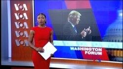 Washington Forum du 21 juillet 2016 : la convention républicaine depuis Cleveland