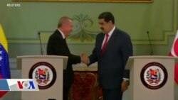 ABD Türkiye ve Venezuela Arasındaki Altın Ticaretini Takipte